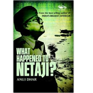 Amazon : Buy What Happened to Netaji Book Rs. 210 only