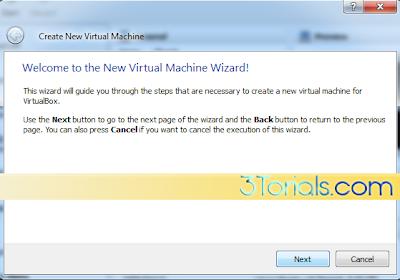 VirtualBOX Tutorial