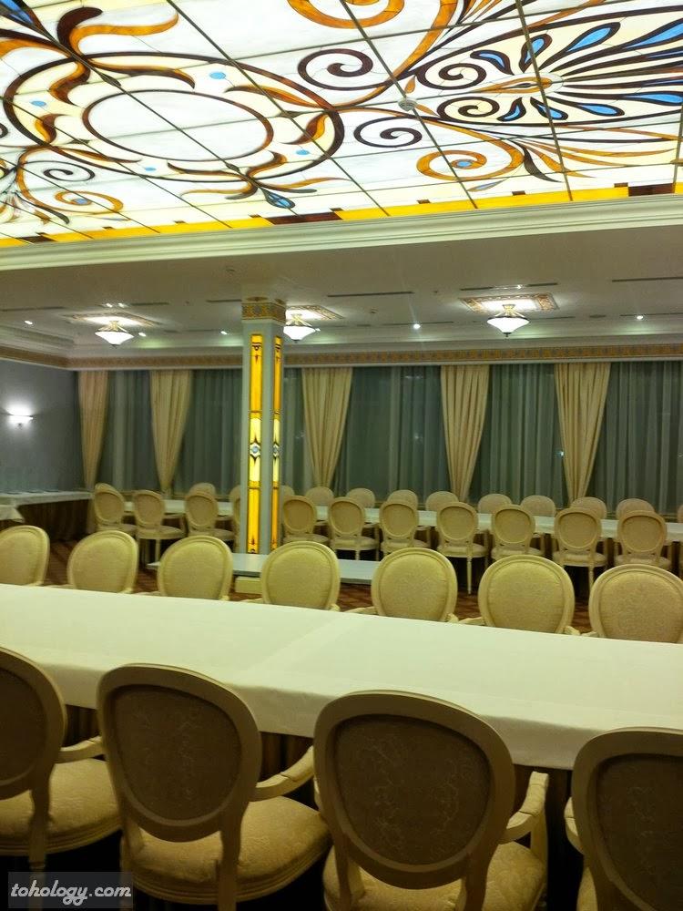 Конференц-зал Официальной Гостиницы Государственного Эрмитажа
