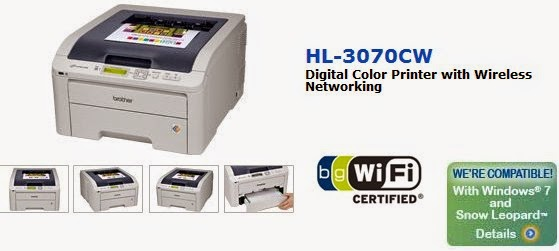 Brother Hl 3070cw Driver Download