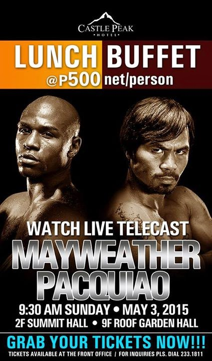 Pacquiao-vs-Mayweather-Castle-Peak-Hotel