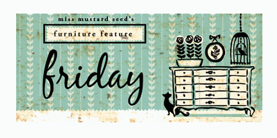 http://missmustardseed.com/2014/01/furniture-feature-friday-favorites-link-party-19/