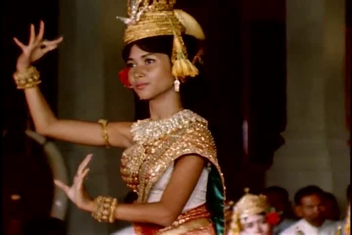 Krama khmer blog le blog du cambodge et de la culture - Princesse qui danse ...