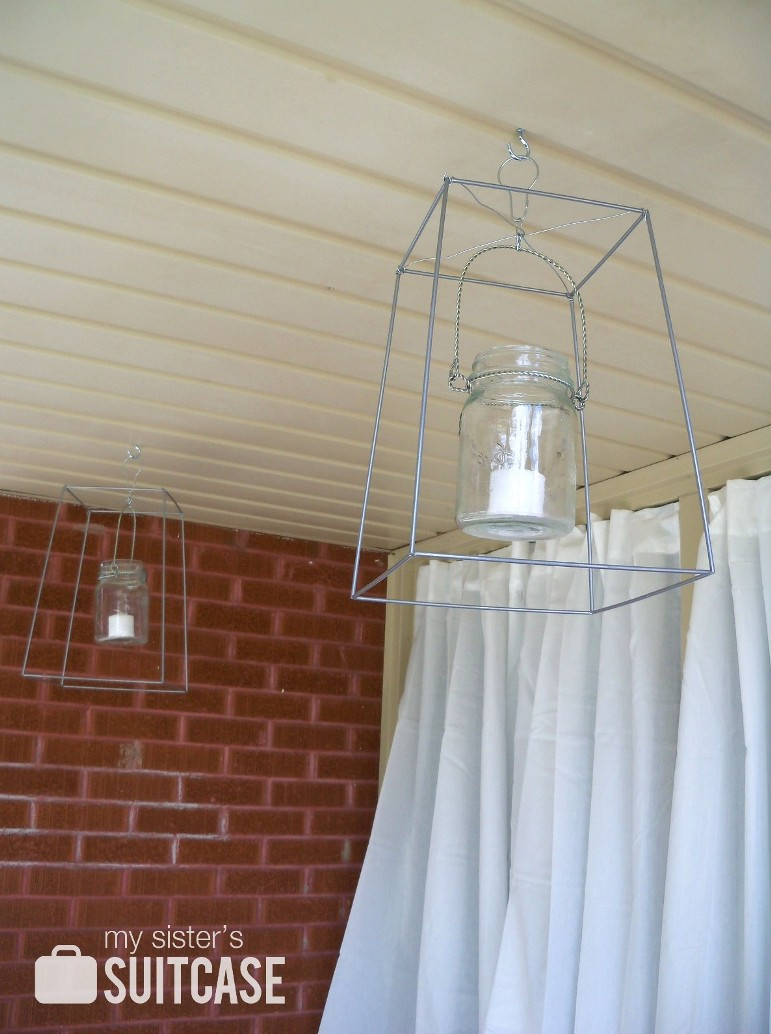 Outdoor Candle Lantern Infarrantly Creative