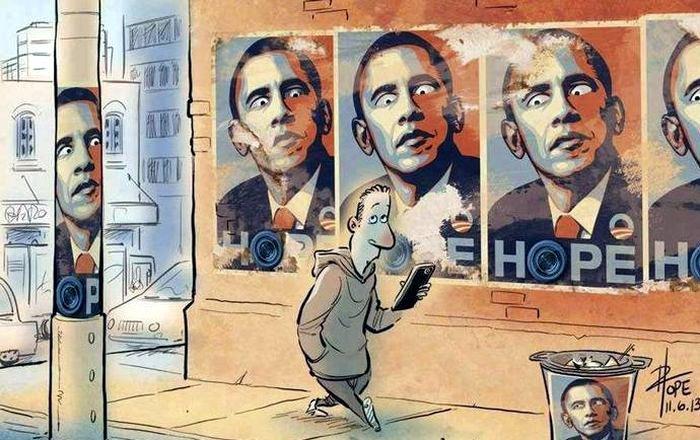 obama espião