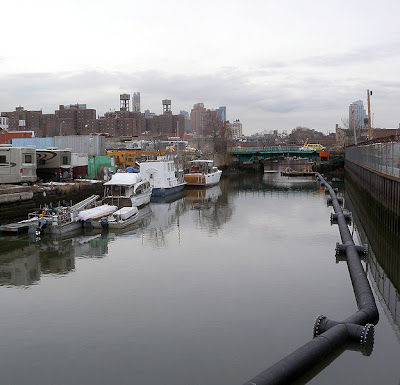 Urban Gadabout: Two toxic-waterway tours in a single week -- does it get any better?