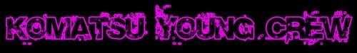Komatsu Young CREW