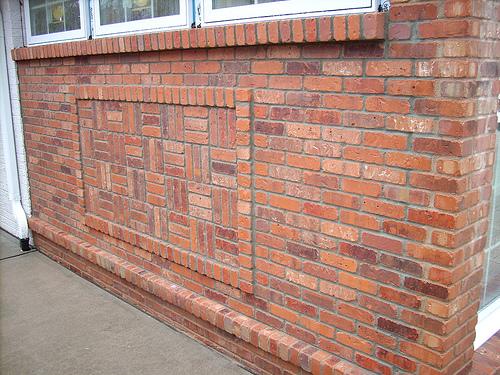 Decorative Masonry Walls : Cwm llynfi bricklaying different types of brick bonding
