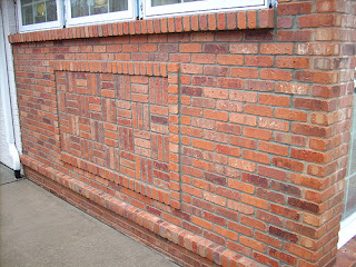 Cwm Llynfi Bricklaying Different Types Of Brick Bonding