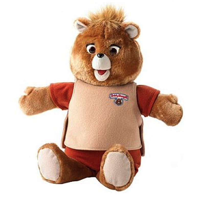 Squishy Toys From The 80s :  A Friend For Life Comes To Life  : a TEDDY RUXPIN Flashback Forces of Geek