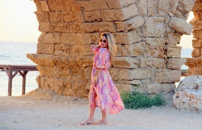 בלוג אופנה Vered'Style - רגעי הקיץ המושלמים שלי עם H&M