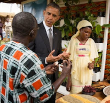 POTUS Promotes African Food Security