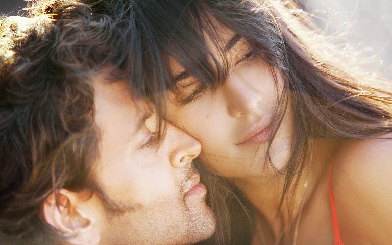 MEHERBAAN LYRICS - BANG BANG MOVIE Hrithik Roshan, Katrina Kaif