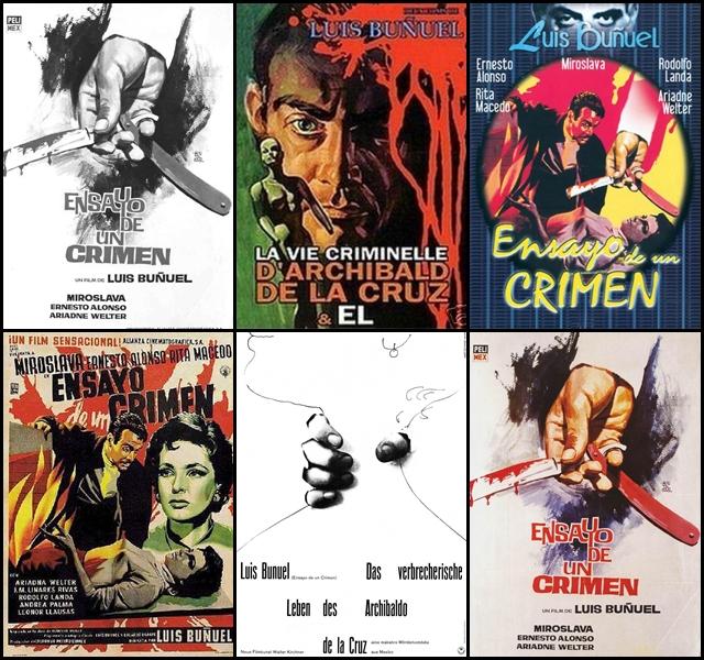Ensayo, crimen, Buñuel