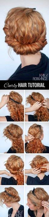 Two Amazing Hair Style Tutorials...