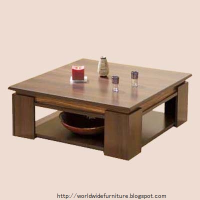 All About Home Decoration Furniture Modern Wooden