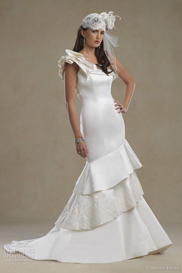 Honey buy wedding dresses of the day forever yours 2012 for Forever yours wedding dress