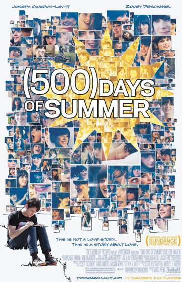 DVD Challenge #9: (500) DAYS OF SUMMER