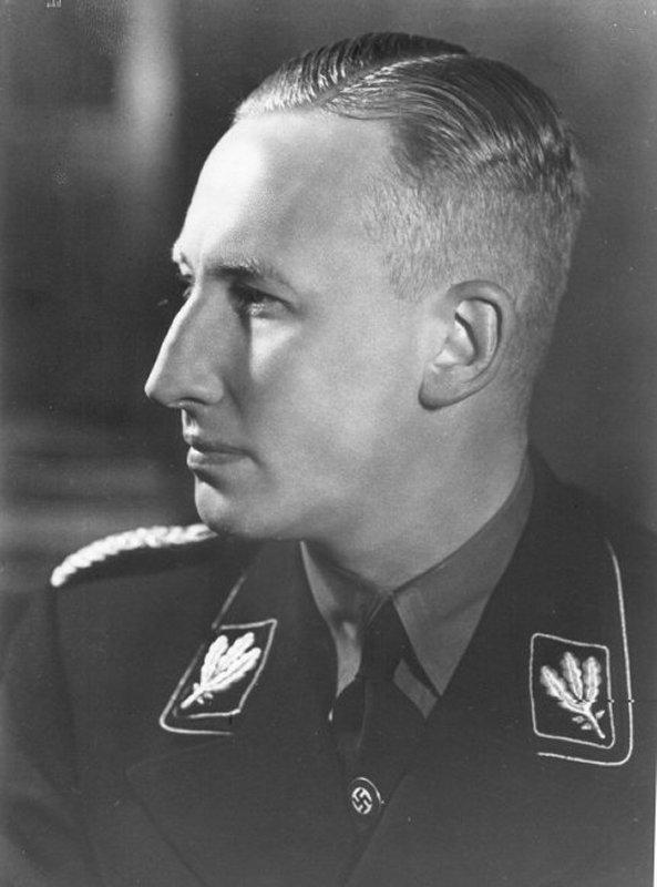 Resultado de imagen para Reinhard Heydrich