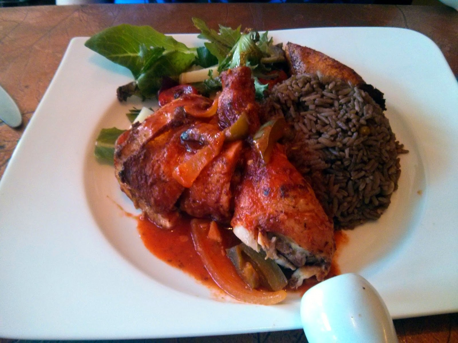 La Créole restaurant is located at 810 St. Clair Ave West; telephone ...