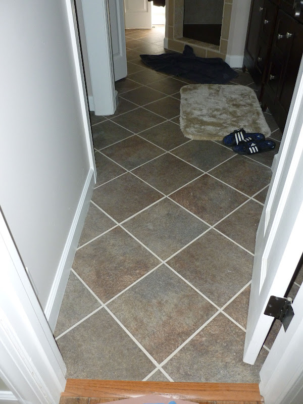 This is also one of the floors that has hot water tubes running  title=