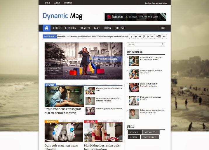 Dynamic Mag