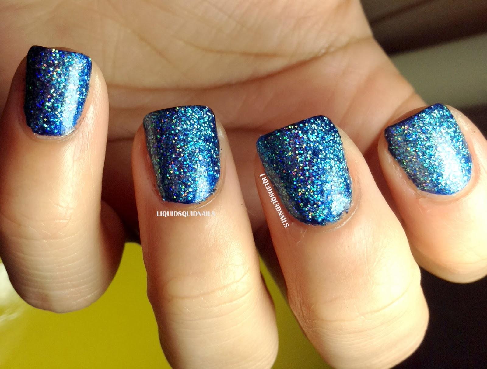 Glitter Polish Swatches
