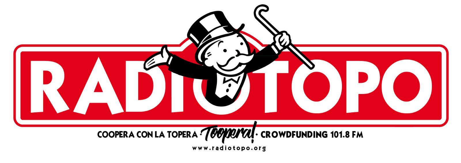Crowfunding Radio Topo