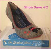 Irregular Choice grey Scottie Dog shoes