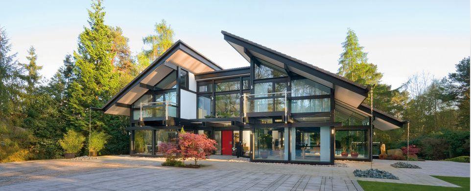 Ein huf haus fuer die oberlausitz februar 2012 for Haus billig bauen
