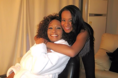 Whitney and Bobbi