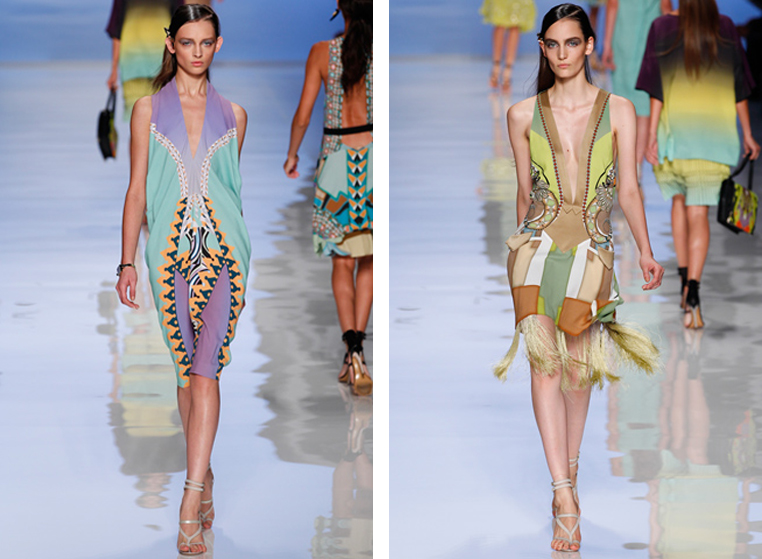 Etro Spring 2012 ready-to-wear