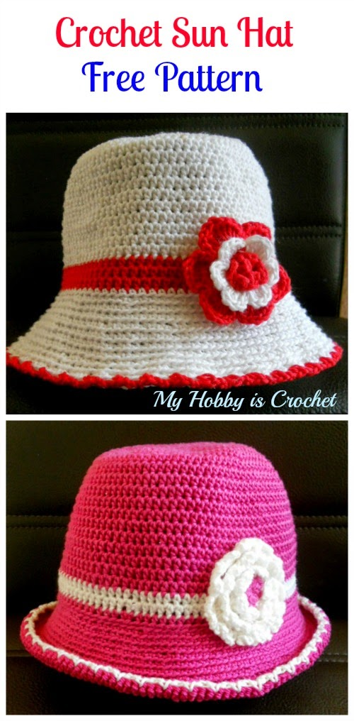 Fiber Flux Think Pink 40 Free Crochet Patterns To Go