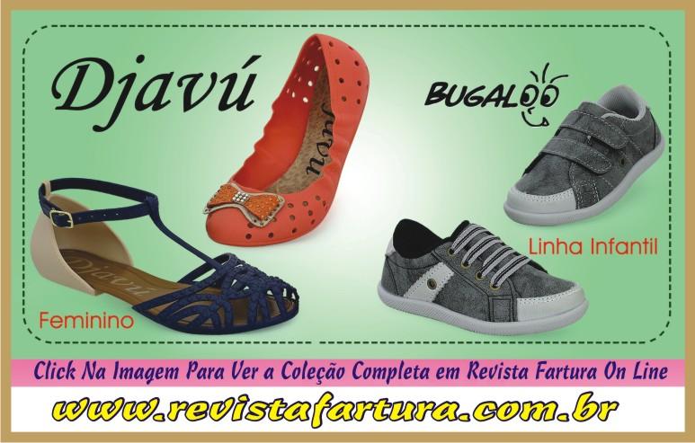 Revista Fartura On Line Compra de Calçados