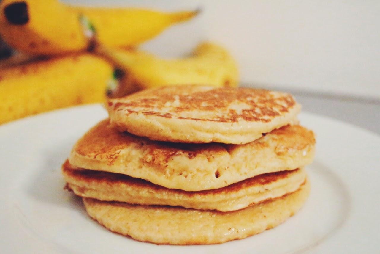 Squeaky clean pancakes // It's Brogues © Brogues Cozens-McNeelance