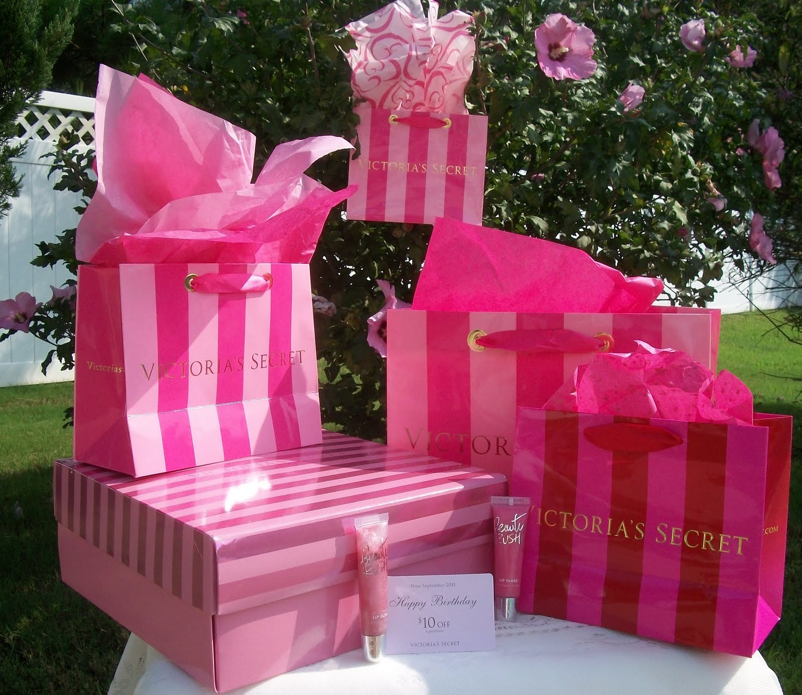 Victorias Secret Almost Free Luxuries