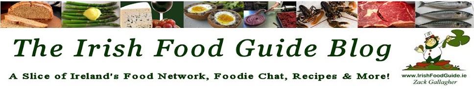 Irish Food Guide Website - Irish Food Blog - Food Tourism