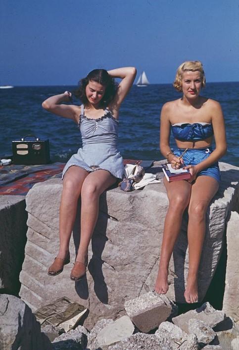 Postpartum Fashion Summer