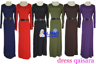 DRESS QAISARA - code DQS