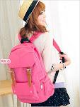 Pink Bagpack