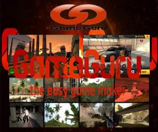 GameGuru 1.01.001 Full Terbaru