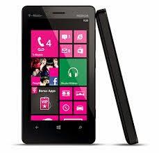 Gambar Nokia Lumia 810