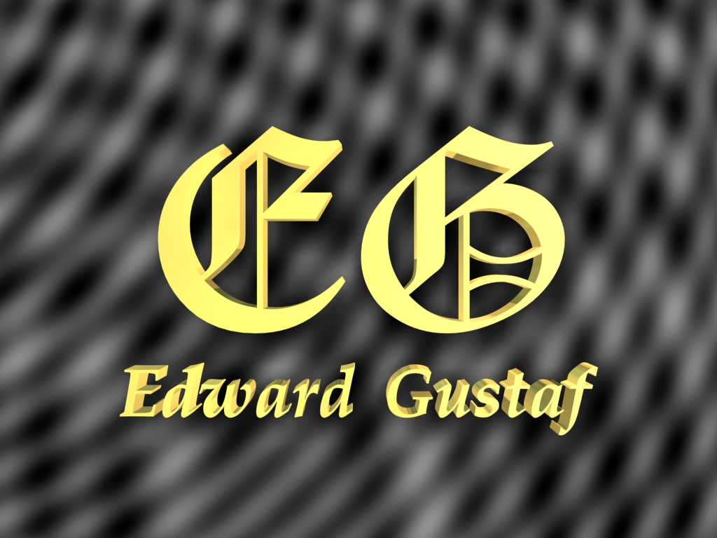 Edward Gustaf Blog