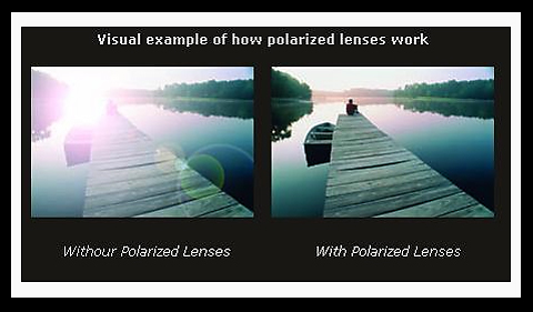 polarized vs non polarized sunglasses oakley  polarized ray bans vs non polarized