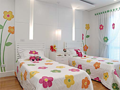 CUARTOS DE NIAS QUARTO MENINAS dormitorios.blogspot.com