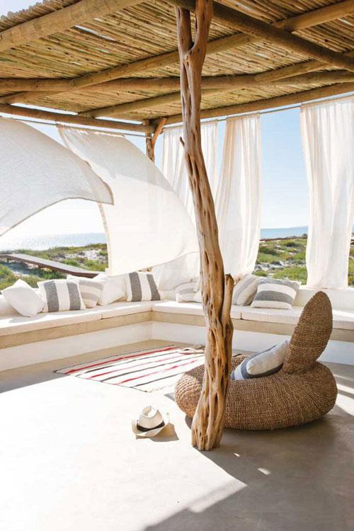 Lia leuk interieur advies lovely interior advice beach house - Decoracion casas de playa ...