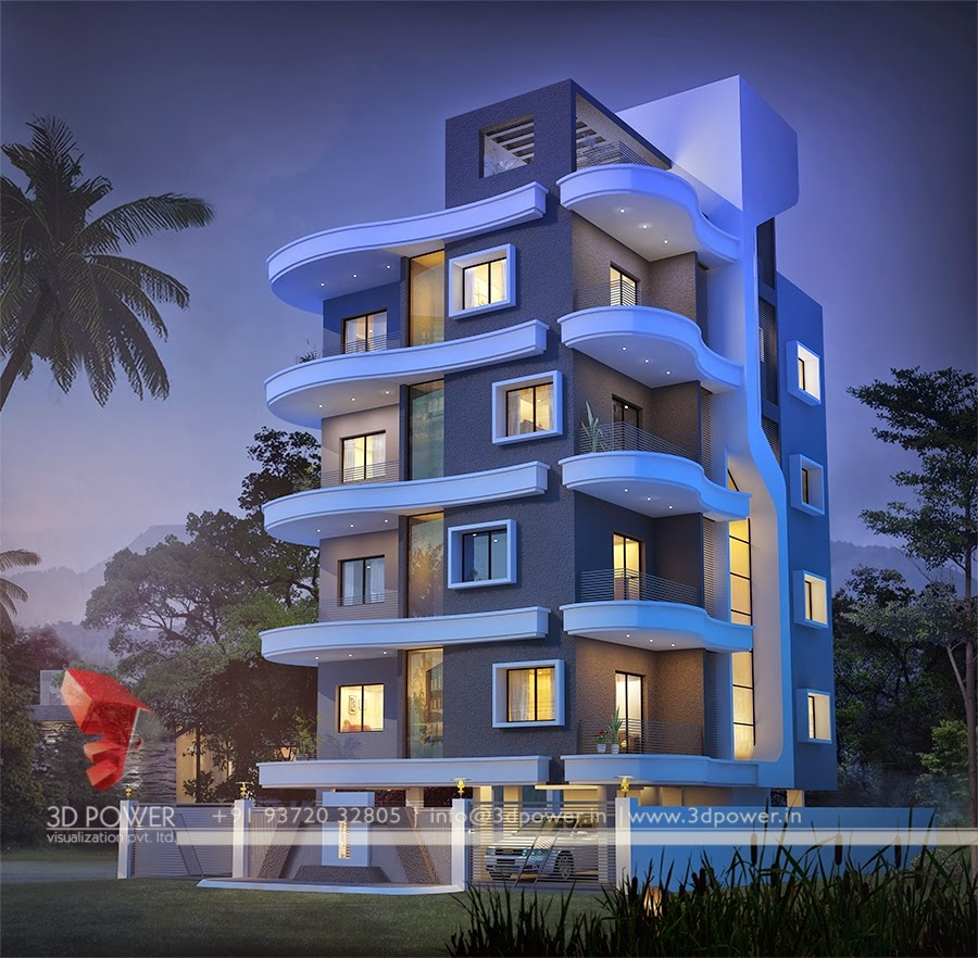 Ultra modern home designs home designs home exterior for Design of building house