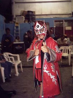 Lady Sensacion - Mexican Women Wrestling