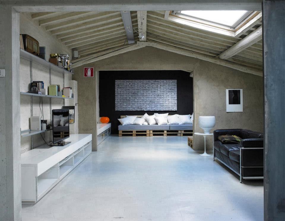 Marta decoycina for Loft de 40 metros cuadrados