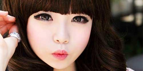 mujer asiatica muy bella